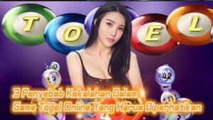 Game Togel Online
